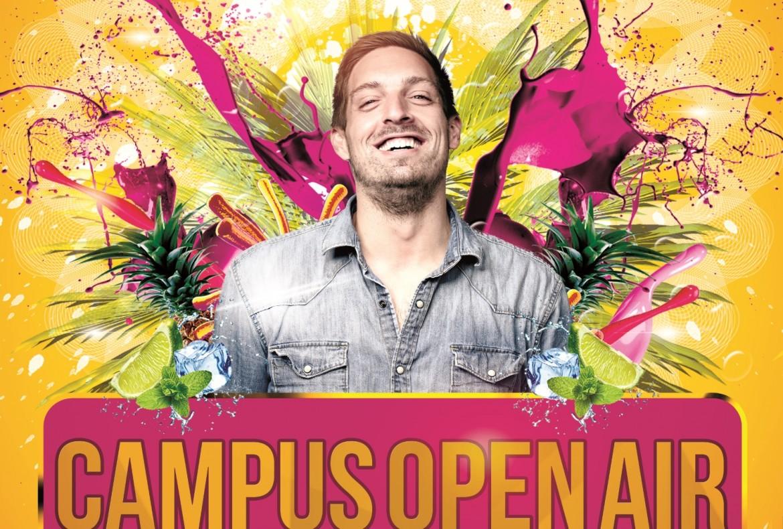 Campus Open Air 2015