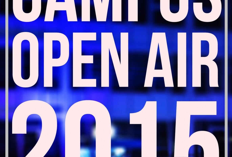 Campus OpenAir 2015 Aftermovie Thumbnail