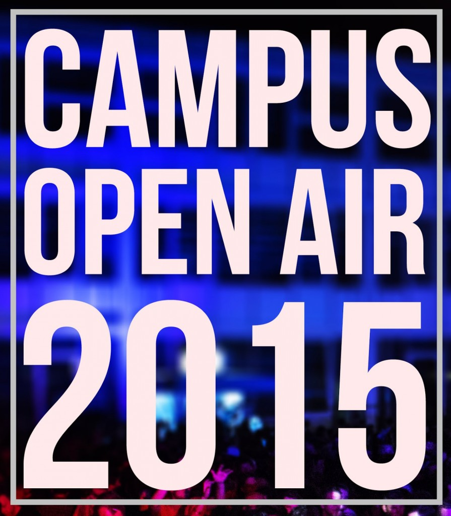 Campus OpenAir 2015 Aftermovie Thumbnail