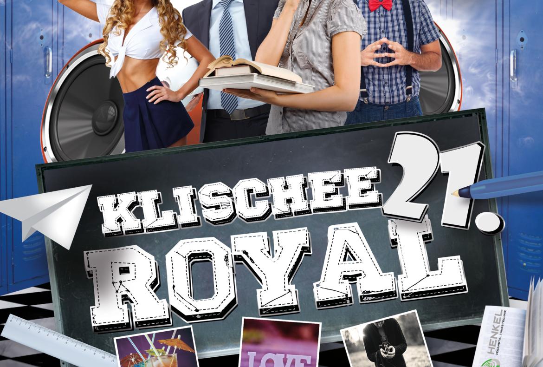 Klischee Royal Plakat