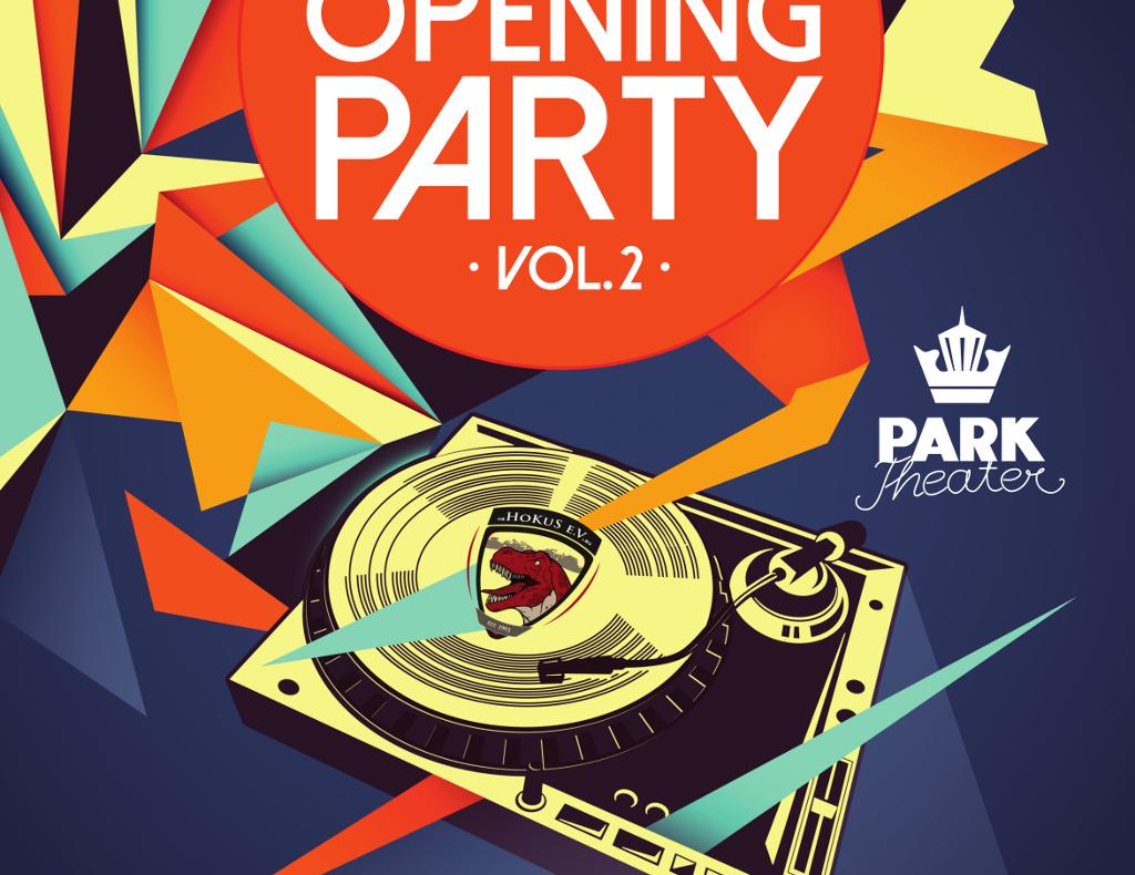 Semester Opening 2018 Vol. 2 Plakat